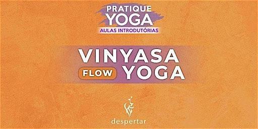Aula Introdutória  - Vinyasa Flow Yoga