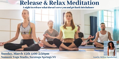 Release & Relax Meditation