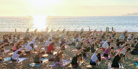 Sunday Sunset Yoga with Julianne! tickets