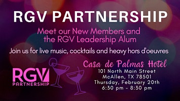 RGV Partnership Meet & Greet