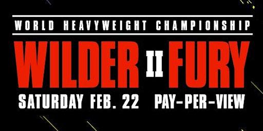 SOUTHIE FIGHT NIGHT // Wilder Fury 2