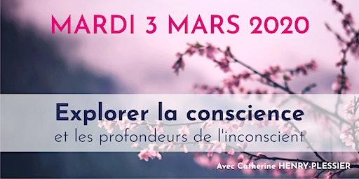 3 mars 2020 - Conférence de Catherine Henry-Plessier // Les états d'expansion de conscience