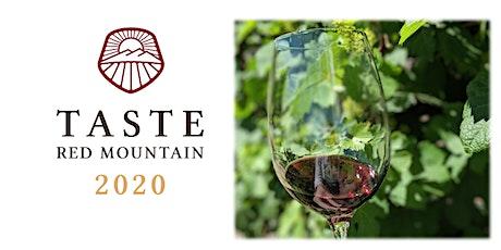 Taste Red Mountain Bellevue tickets