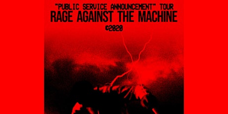 Rage Against the Machine tickets