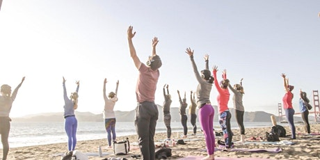 Saturday Groove Beach Yoga with Peter! tickets