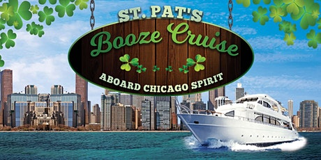 St. Pat's Booze Cruise aboard Chicago Spirit tickets