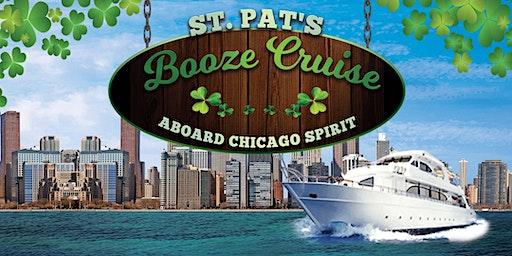 St. Pat's Booze Cruise aboard Chicago Spirit
