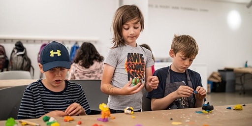 Special Edition Creative Sundays: Playground Construction Workshops - 10 AM