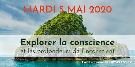 5 mai 2020 - Conférence de Catherine Henry-Plessier // Les états d'expansion de conscience tickets
