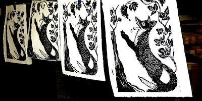 Linoprinting and the Columbian Press