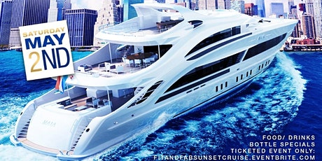 Fit & Fab Sunset Cruise Pre summer Kickoff Boat Party tickets