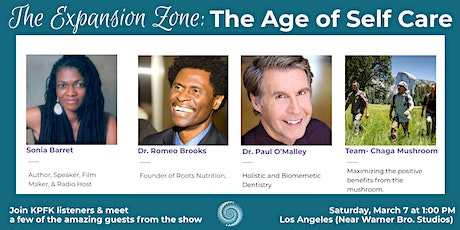 The Expansion Zone- The Age of Self-Care! tickets