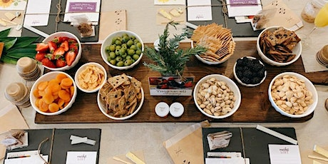 Cheese + Charcuterie | Styling your own board with The Gourmet Goddess tickets