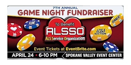 ALSSO 7th ANNUAL GAME NIGHT FUNDRAISER tickets