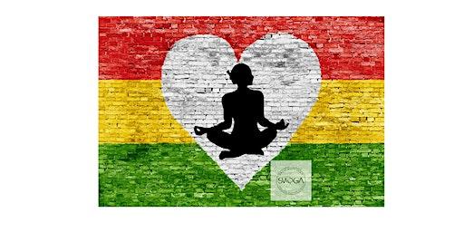 Reggae Yoga Fusion: Move to the Rhythm