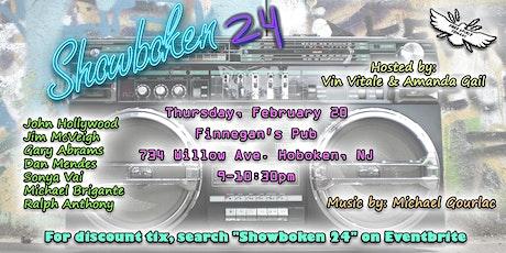 Showboken 24: A Hoboken Comedy Show tickets