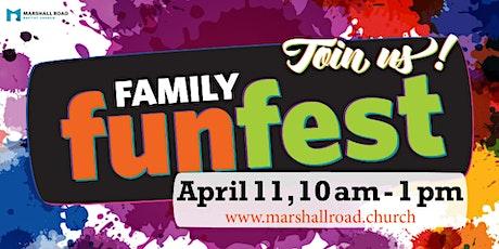 Easter Family Fun Fest entradas