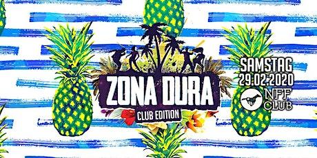 ZONA DURA Bremen • Club Edition • SA 29.02 • NFF Club Tickets
