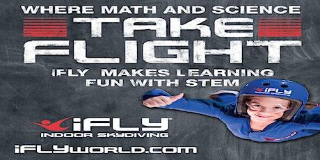 iFLY STEM EPIC Teacher's Night tickets