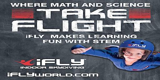 iFLY STEM EPIC Teacher's Night