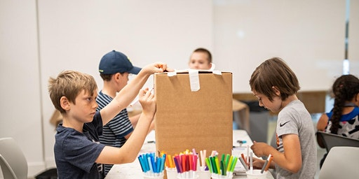 Special Edition Creative Sundays: Playground Construction Workshops - 1 PM