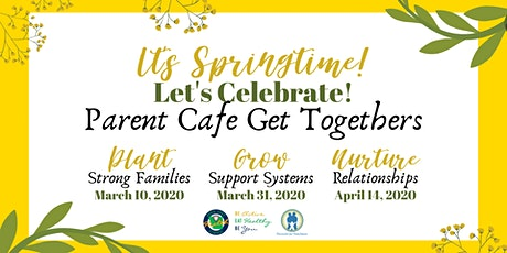 Parent Cafe Get Togethers tickets