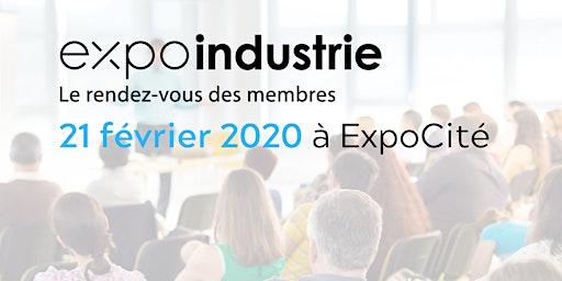 Expo industrie - Le rendez-vous des membres de l'APCHQ Québec