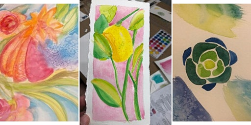 Watercolor Workshop with Gogh Create