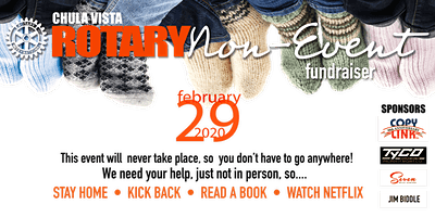 Chula Vista Rotary Non-Event Fundraiser