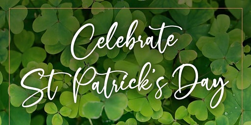 St Patrick's Day Table Reservations