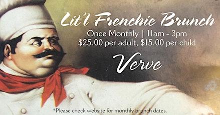 Lit'l Frenchie Brunch tickets