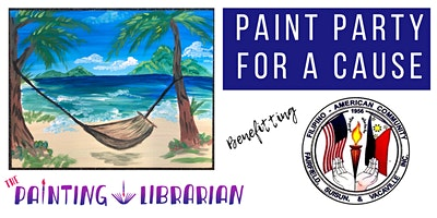 Paint Party for a Cause- Filipino American Association