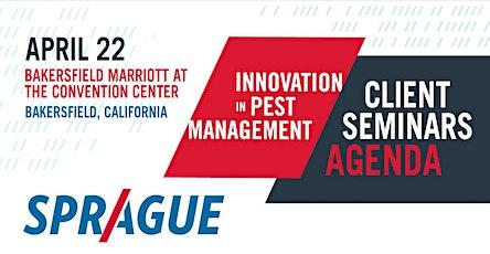 Innovation In Pest Management 2020-Bakersfield tickets