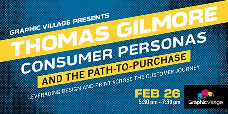 Consumer Personas and the Path-to-Purchase tickets