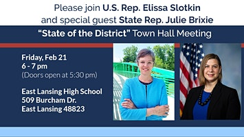 State of the District Town Hall
