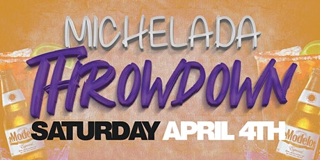 Michelada Throwdown 2020! tickets