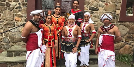 Sri Lankan Dance Academy of NY Performance