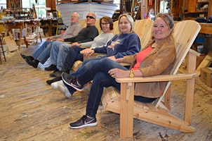 Boatshop Workshop: Building an Adirondack Chair