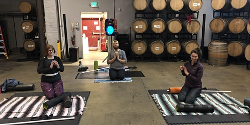 Back To Your Roots Fitness Presents: Mobility and Malt