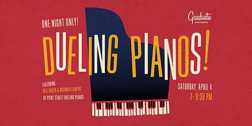 Dueling Pianos at Graduate Providence!