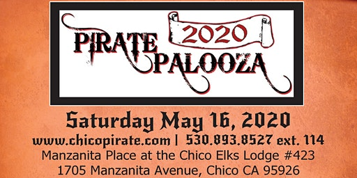 "PiratePALOOZA 2020: ""DAC Turns 40!"""