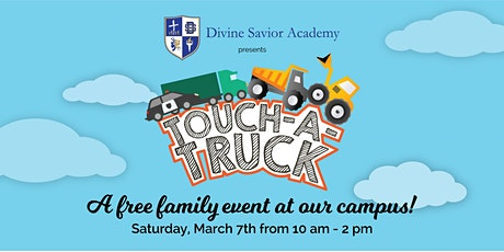 Touch-A-Truck: A free family event! tickets