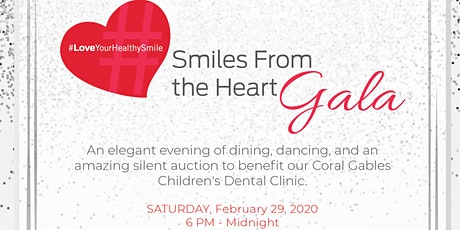 Smiles From the Heart Gala tickets
