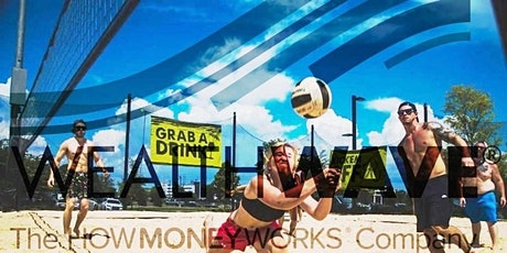 """2nd Annual """"Live Your Legacy"""" Sand Volleyball Event tickets"""