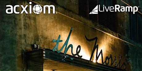 Acxiom + LiveRamp RampUp Dinner tickets