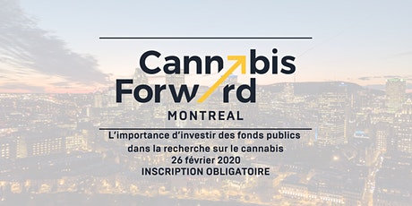 Cannabis Forward (formerly Leaf Forward) | Montreal billets
