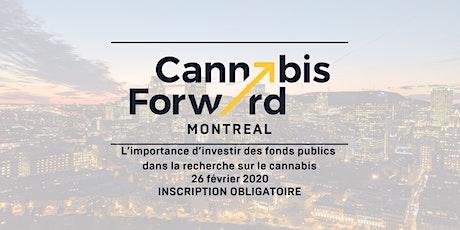 Cannabis Forward (formerly Leaf Forward) | Montreal tickets
