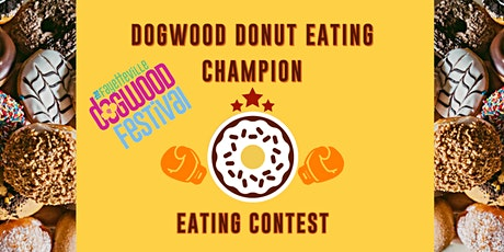 Dogwood Donut Eating Champion tickets
