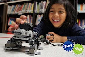 LEGO® Summer Camp: Junkyard Challenge with LEGO® Materials