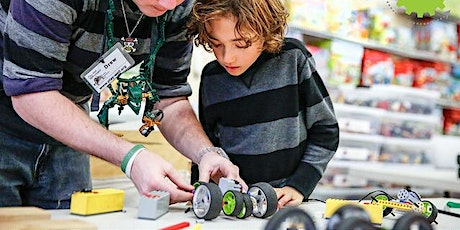 LEGO® Summer Camp: Lift-Off with LEGO® Materials tickets